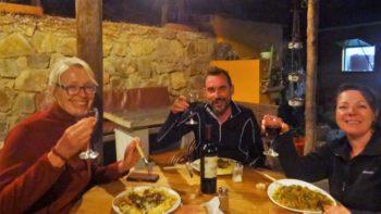 """Diner au restaurant de l'hôtel """"El Cafetal"""""""